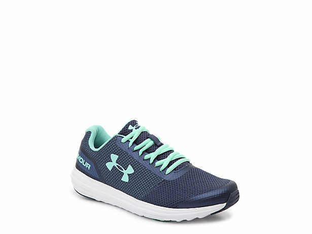 girls under armour sneakers