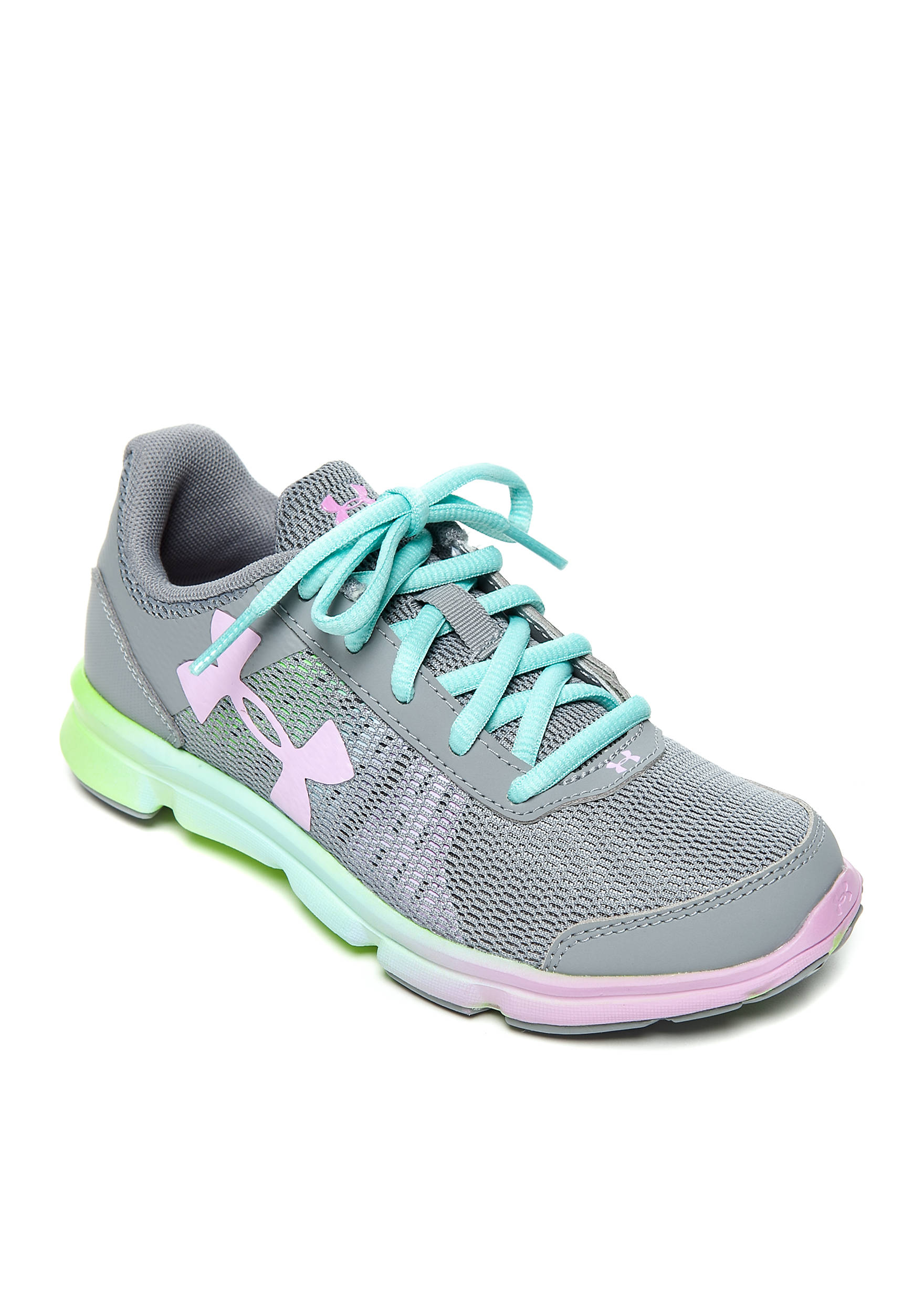 f3bf94591d girls under armour sneakers