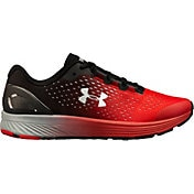 red under armour shoes