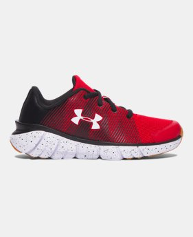 under armour kids shoes