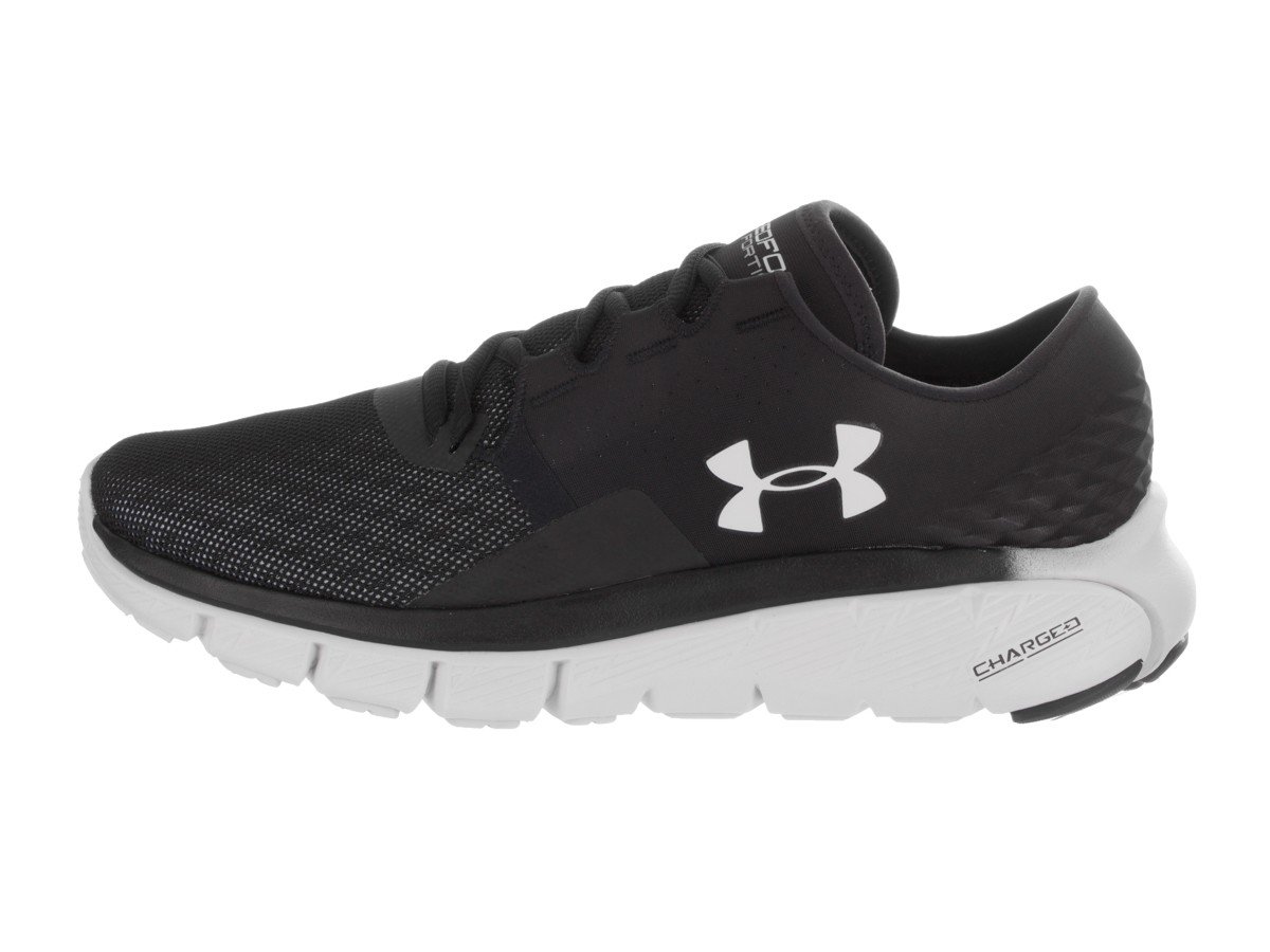 womens black under armour shoes