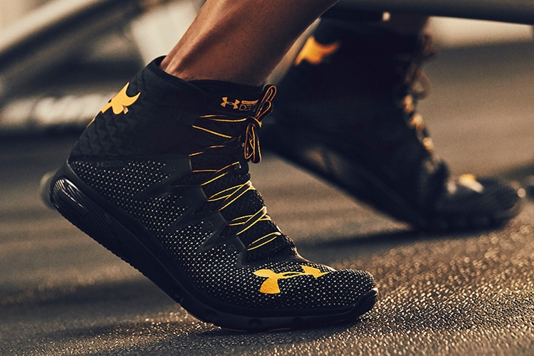 under armour the rock shoes