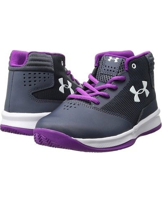 under armour youth basketball shoes